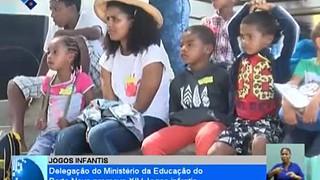 Delegação do Ministério da Educação do Porto Novo promove XIV Jogos Infantis