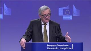"""Juncker: """"Durão Barroso não é um gangster"""""""