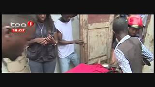 Três membros de uma mesma família morrem como consequência da chuva no Bengo