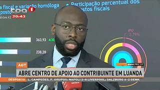 AGT - Abre centro de apoio ao contribuinte em Luanda
