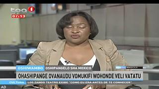 Si?ntese em Li?ngua Nacional - Oshiwambo