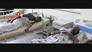Acidente no Cunene- 6 Mortos e 12 feridos em capotamento de viatura na Môngua