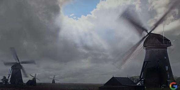 tek google wind