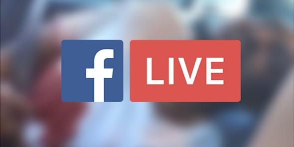 tek facebook live