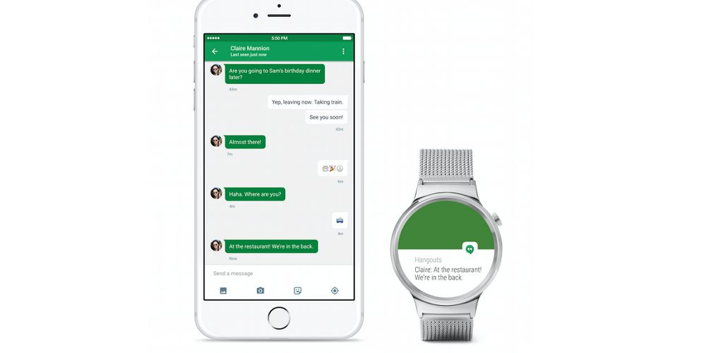tek android wear iphone