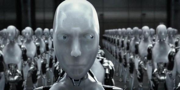 tek robot inteligencia artificial