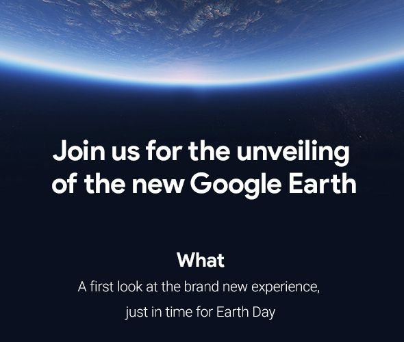 Convite da Google
