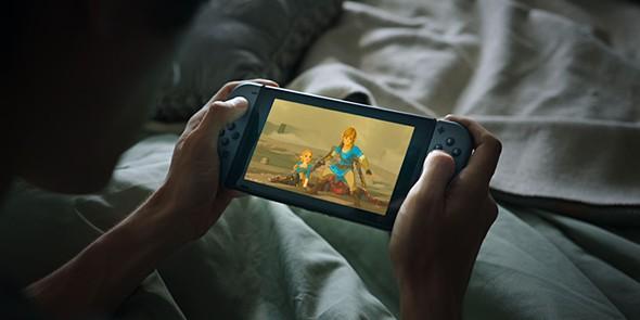 Novo Zelda já vendeu mais do que a Nintendo Switch