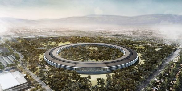 tek apple campus 2