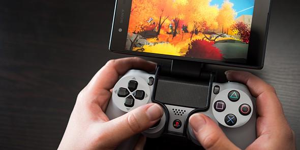 tek playstation smartphone