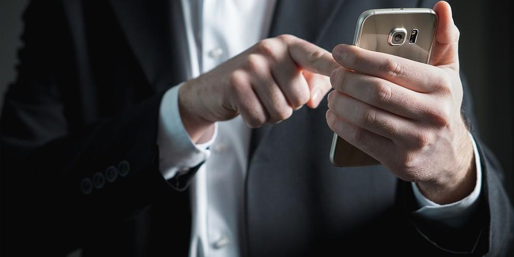 tek smartphones sensor digitais