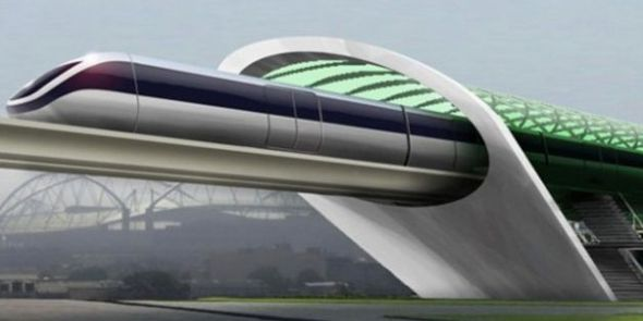tek hyperloop