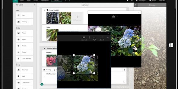 tek Office Sway para Windows 10