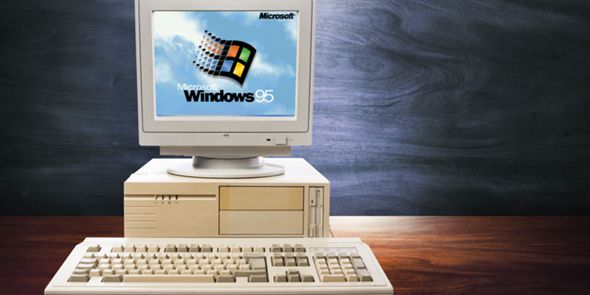 tek pc windows 95