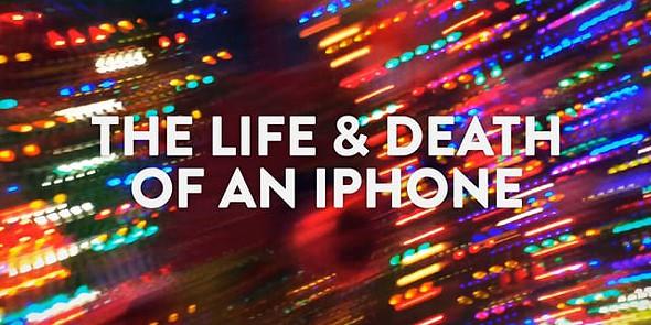O ciclo da vida… do iPhone