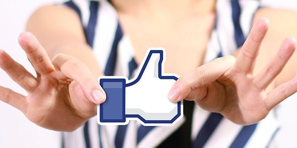 tek likes paginas facebook