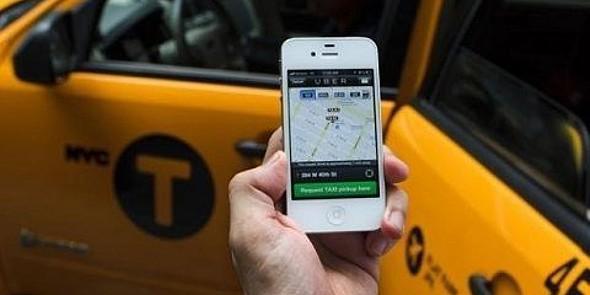 tek Uber em Portugal