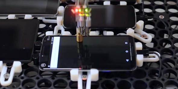 """Google usa robot para testar """"lentidão"""" dos dispositivos Android"""