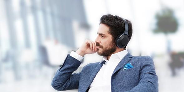 tek headsets supressão