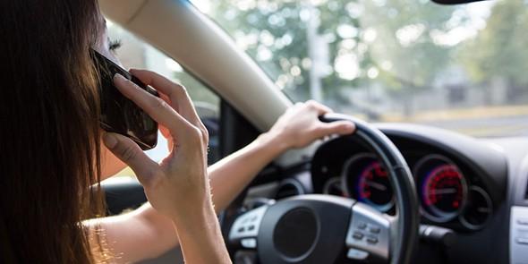 tek conduzir volante