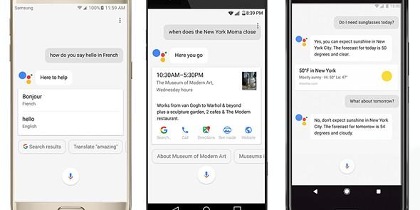 tek Google Assistant