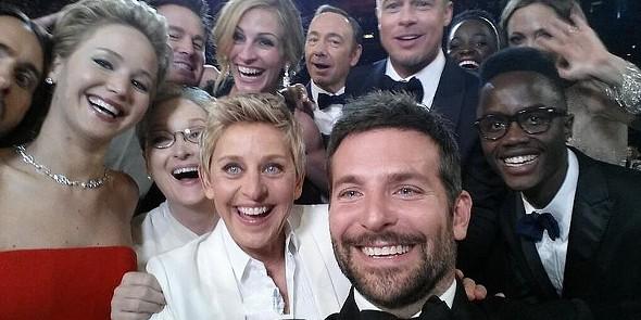 tek Selfie oscares