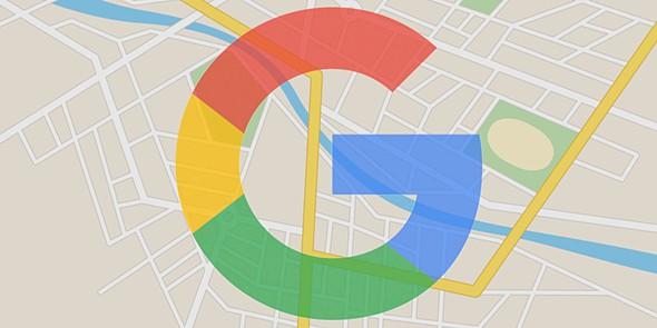 tek google maps