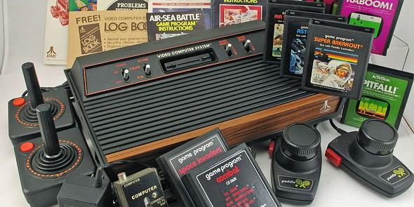 TeK Atari main