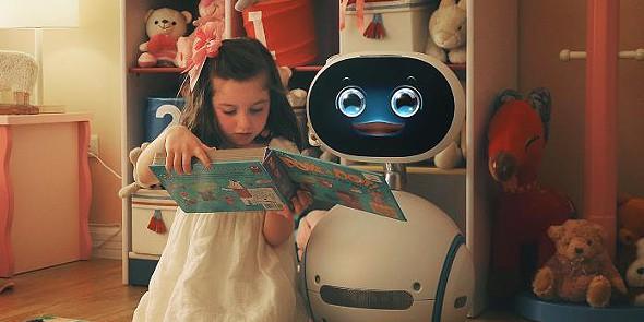 tek robot zenbo