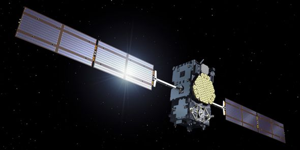 tek satelite galileo