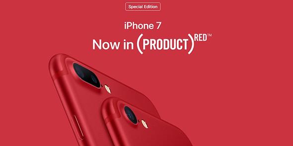 tek iphone 7 vermelho