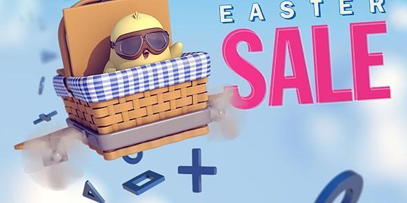 tek playstation easter sale