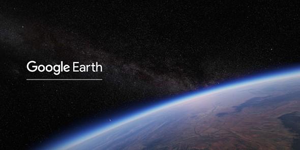 tek google earth