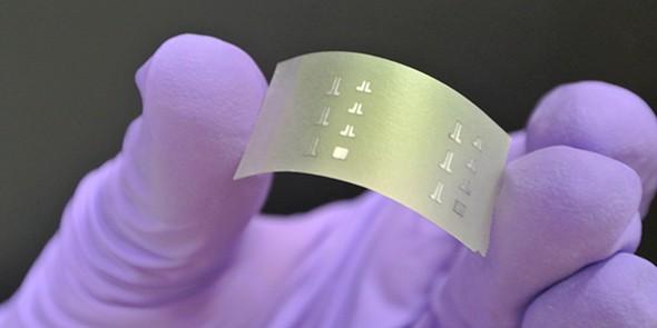 tek transistor papel