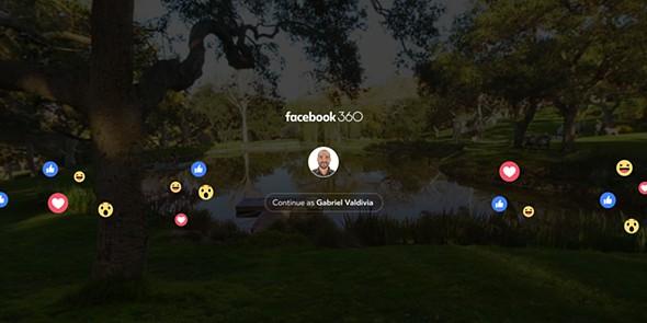 tek facebook 360