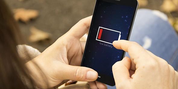 tek smartphone bateria