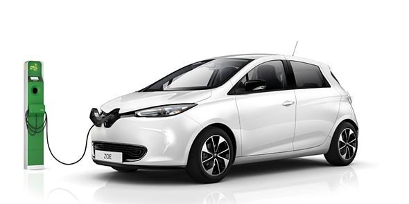 tek Renault Zoe