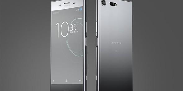 tek Sony XZ premium