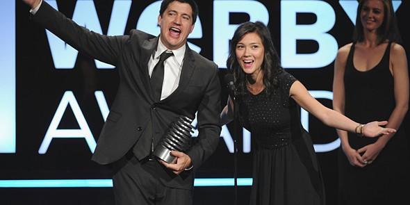 tek webby awards