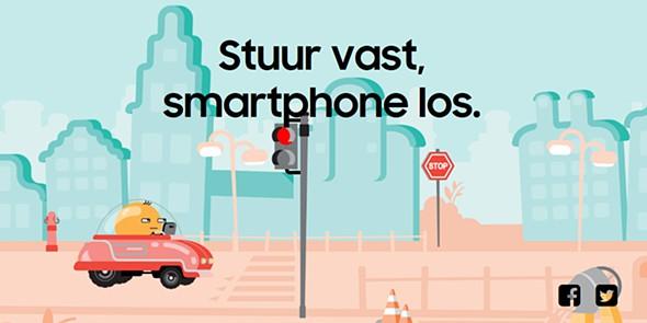 tek app Samsung  In-Traffic Reply