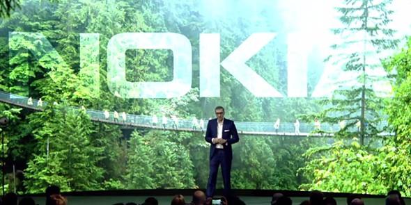 Rajeev Suri - CEO da Nokia