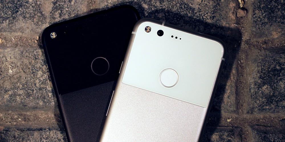 tek google pixel