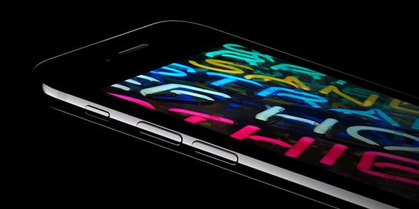 """Apple """"pede"""" 70 milhões de ecrãs curvos para o futuro iPhone à rival Samsung"""