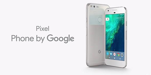tek pixel google