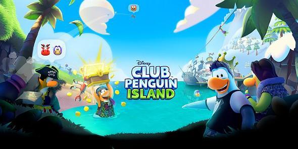 tek app club penguin
