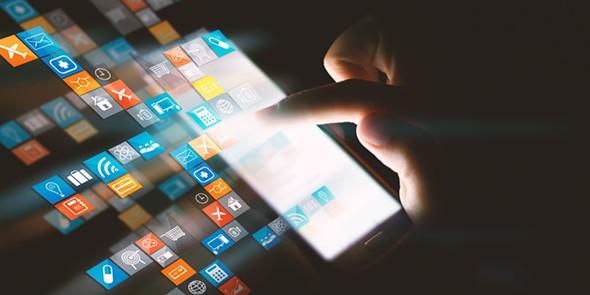 tek apps smartphone