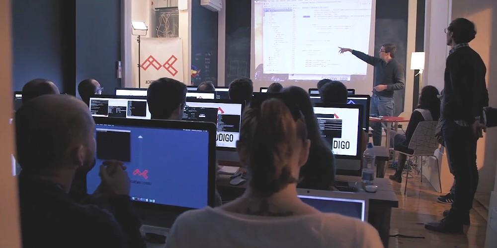 tek academia de código