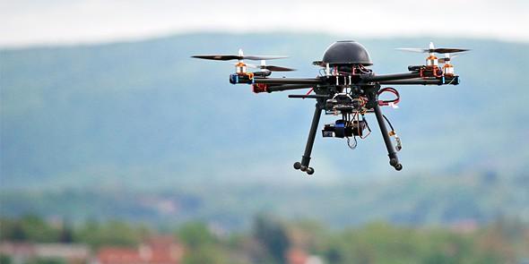 tek drone