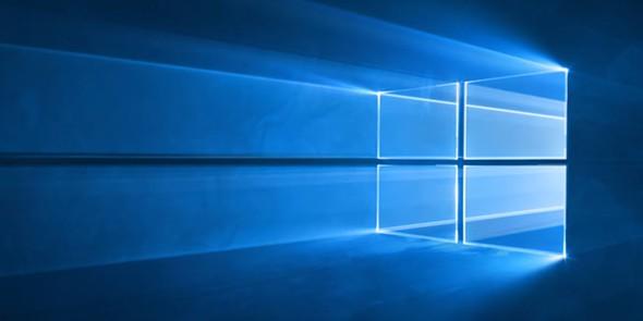 Windows 10 tek