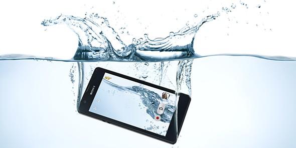 tek apps água sony